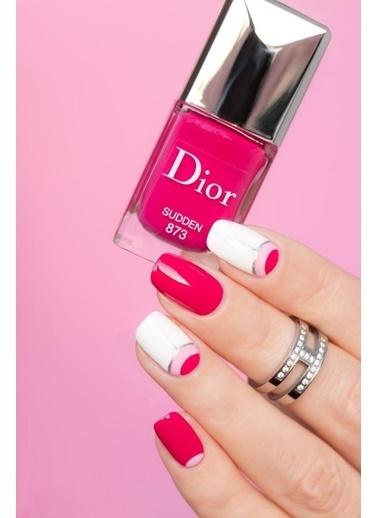 Dior Dior Vernis Nail Lacquer Oje 873 Sudden Pembe